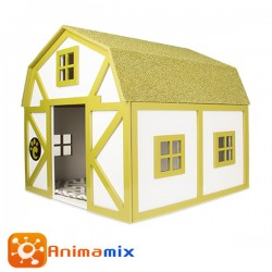 Pet house Celeiro Branco | Animamix