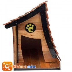 Pet House Crooked para Cães | Animamix