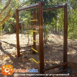 Escalada Horizontal Infantil | Animamix