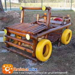 Playground Jeep de Tora | Animamix
